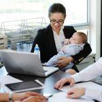 Карьера и материнство
