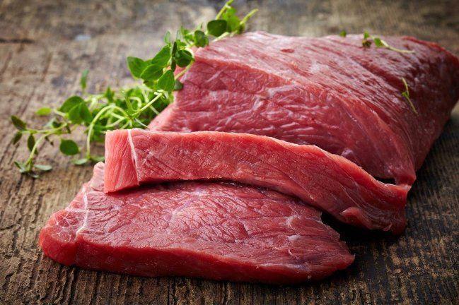 Красное мясо полезно