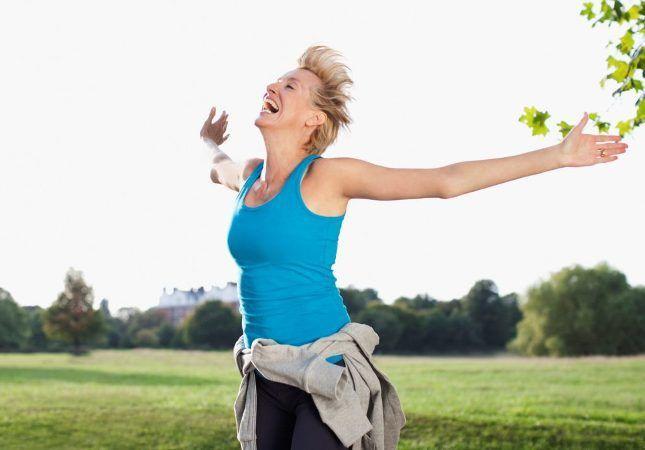 Легкий способ сбросить вес после 50