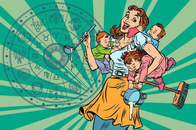 Лучшие мамы по знакам зодиака
