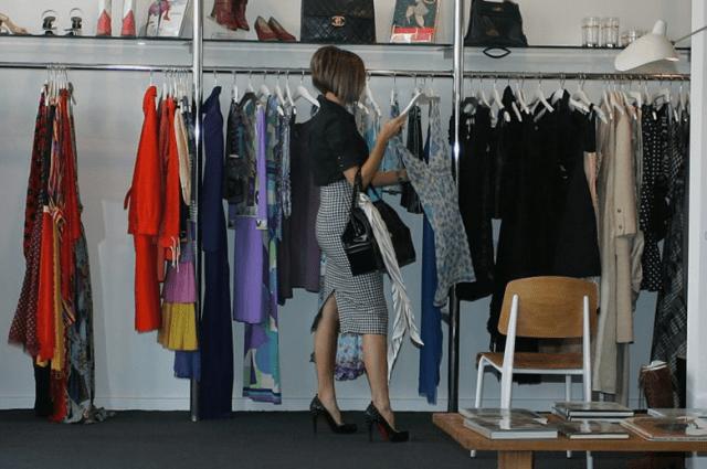 Магазины для богатых женщин