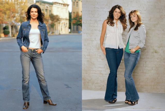 Модели джинсов 2030 года2