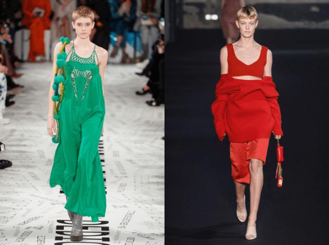Модный гардероб 2020 для блондинок