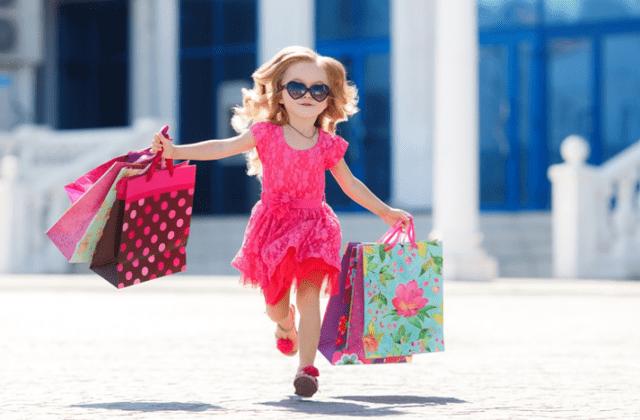 Недорогие магазины одежды для детей