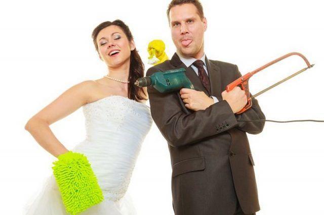 Обязанности мужчин и женщин