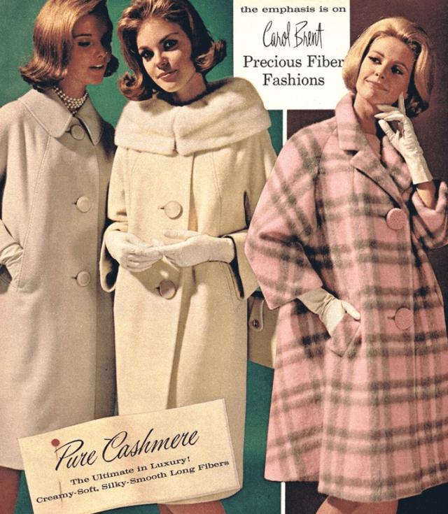 Пальто 1950-60 годов2