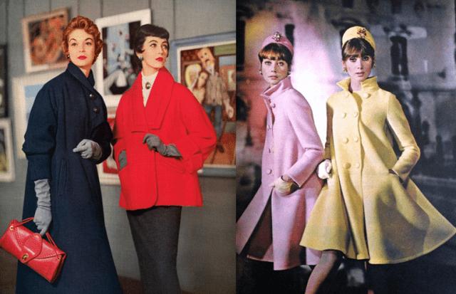 Пальто 1950-60 годов3