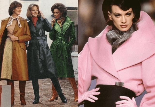 Пальто 1970-80 годов1