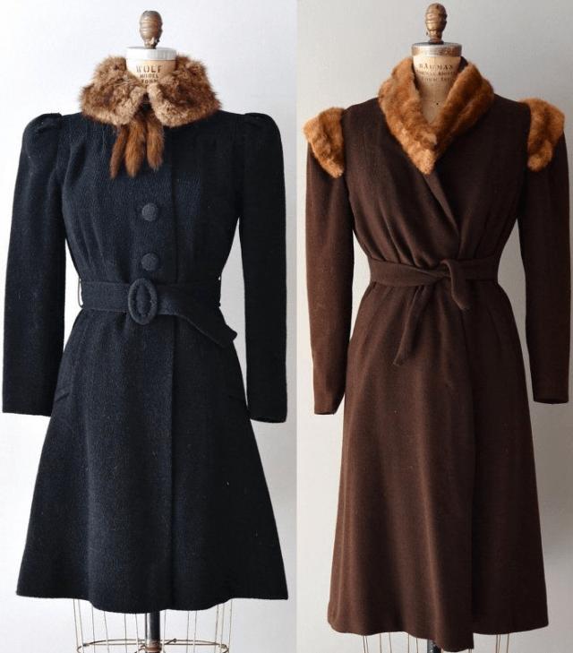 Пальто в 1920-301