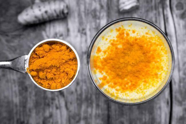 Рецепты с куркумой для похудения