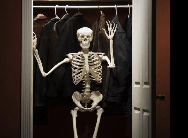 скелеты в шкафу по гороскопу