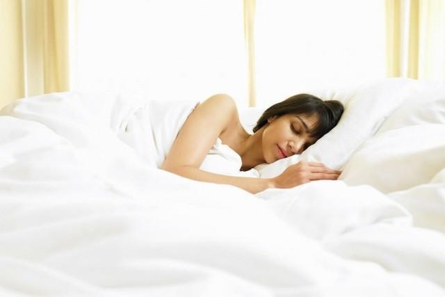 Сон в прохладе