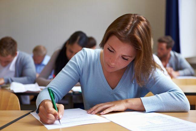 Тестирование школьников