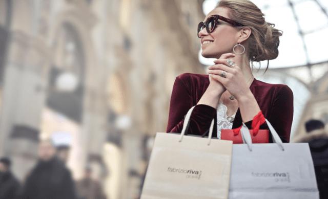 В какие магазины не ходят богатые женщины1