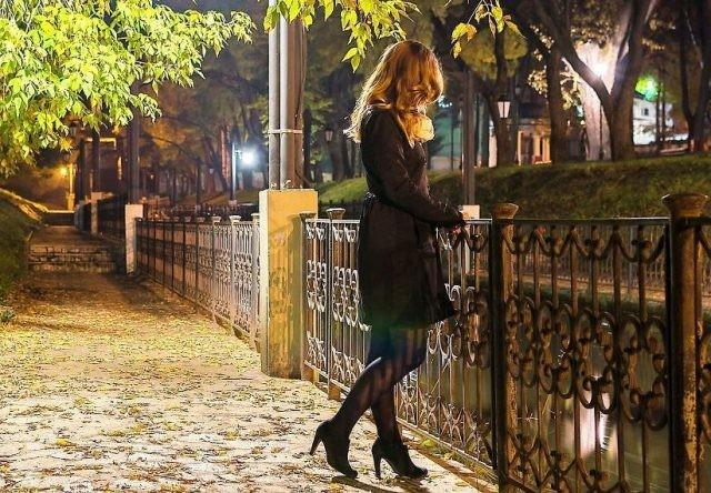 Вечерняя прогулка перед сном
