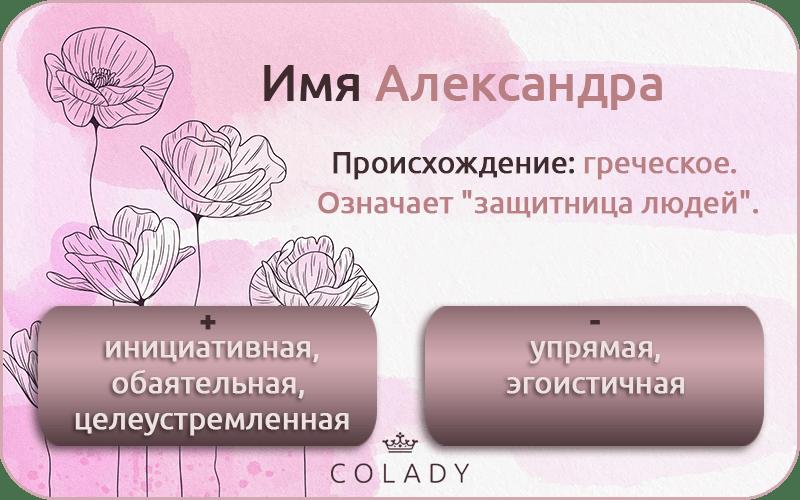 Имя Александра