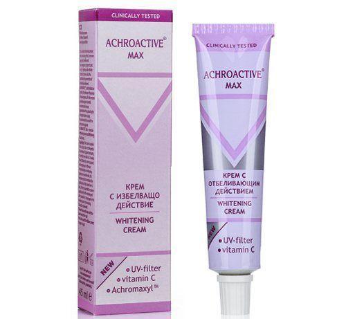 Achroactive Max Whitening Cream