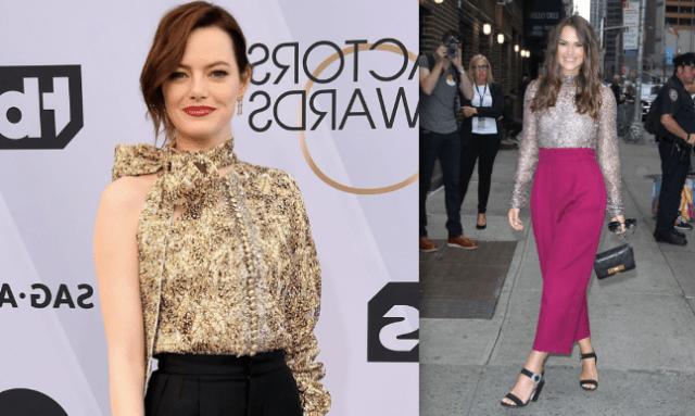 Красивые и некрасивые блузки на звездах в 2019 года — мнение модного эксперта Colady