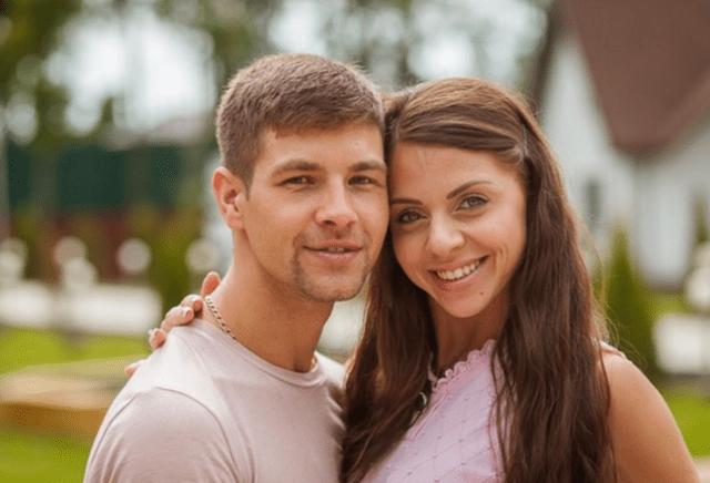 Дмитрий Дмитриенко и Ольга Рапунцель
