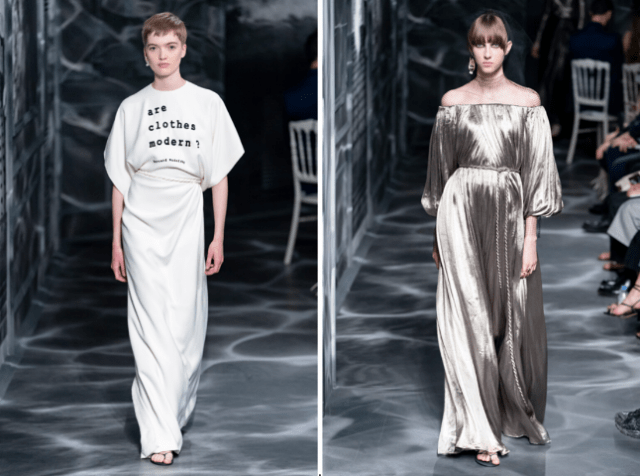 Исторические тренды в платьях
