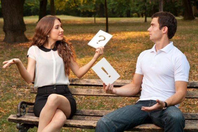 Как отвечать на женские вопросы мужчинам - готовые ответы на 25 вопросов женщин