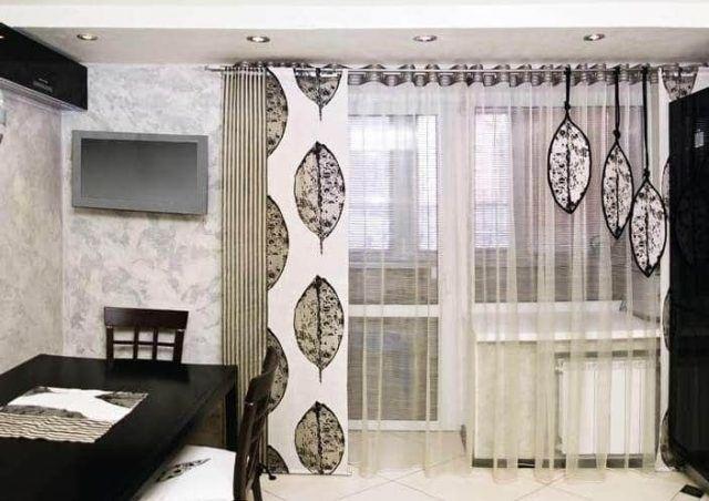 Японские панели на кухню