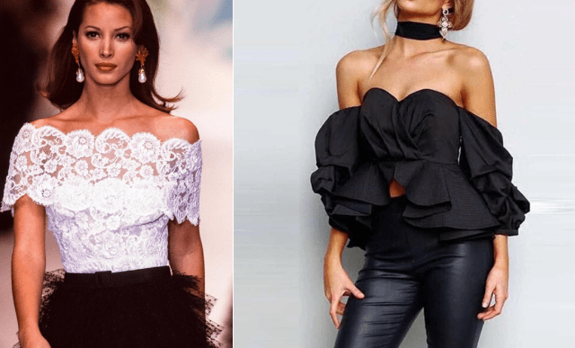 Какие блузки будут модными6