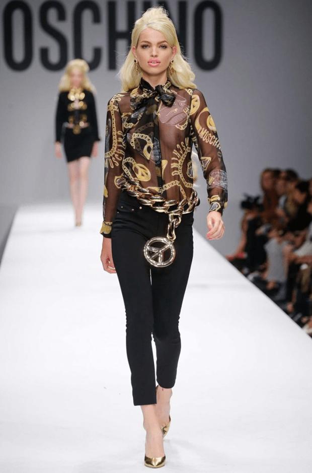 Какие блузки будут модными7