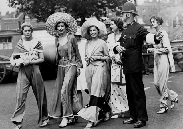 Модные образы 20 века3
