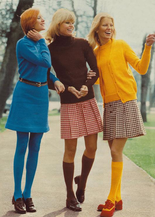 Модные образы 20 века4