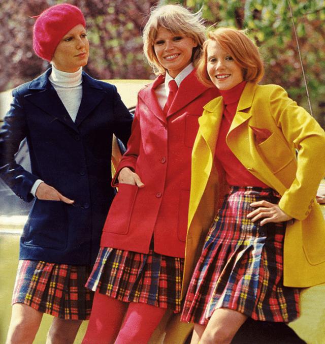 Модные образы 20 века5