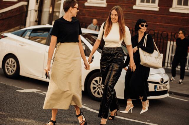 Неделя моды в Лондоне1