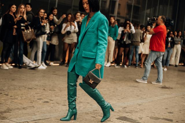 Неделя моды в Милане1