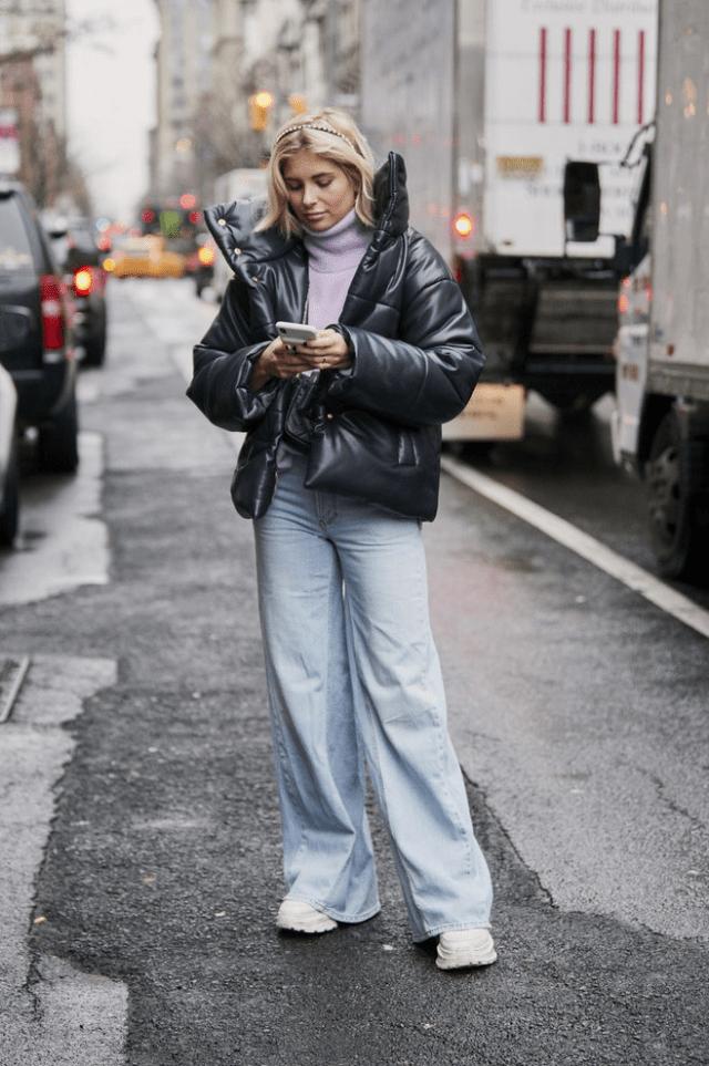 Неделя моды в Нью-Йорке1