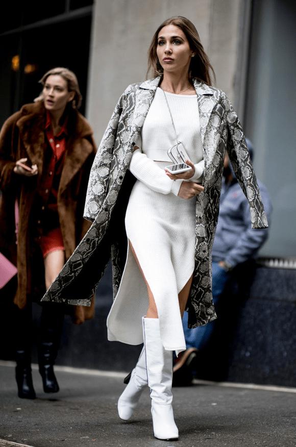 Неделя моды в Нью-Йорке2