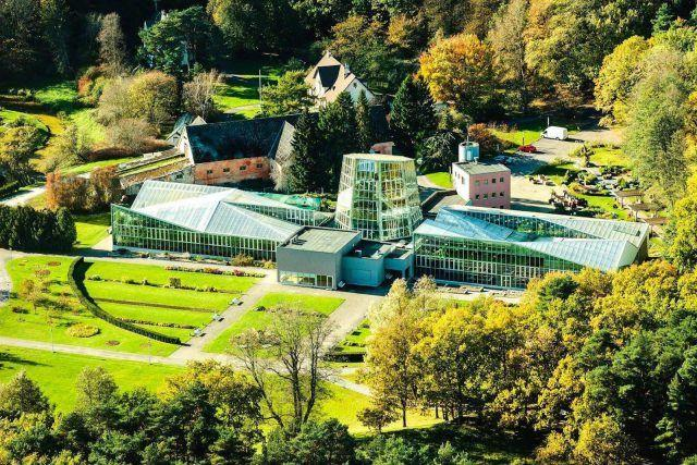Таллин, Ботанический сад