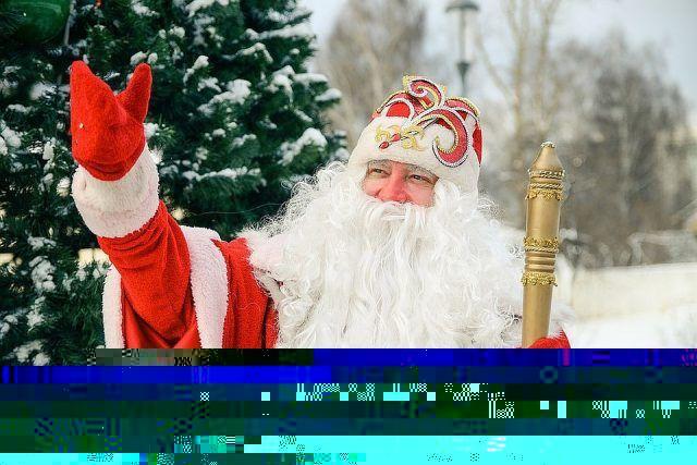 6 самых больших резиденций Деда Мороза в России