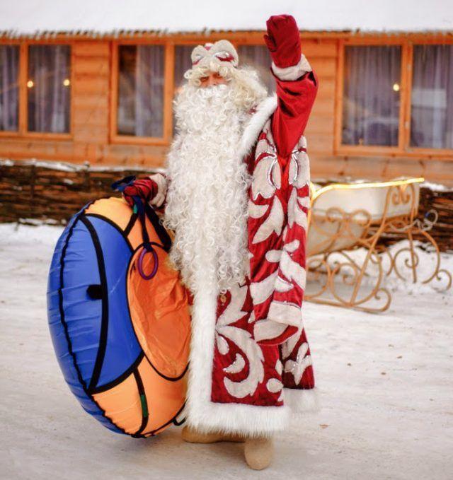 Екатеринбург, резиденция Деда Мороза
