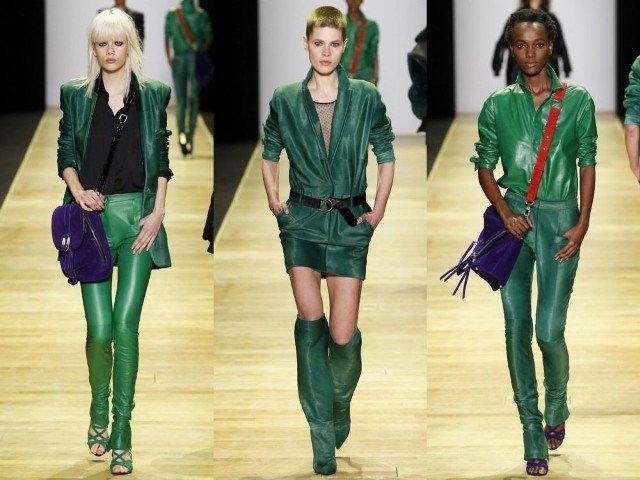 Цвет одежды связан с психологией женщины1