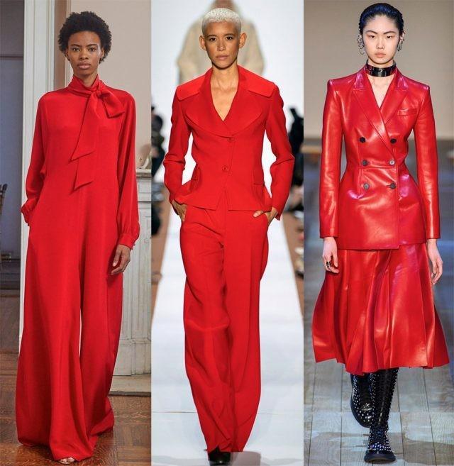 Цвет одежды связан с психологией женщины3