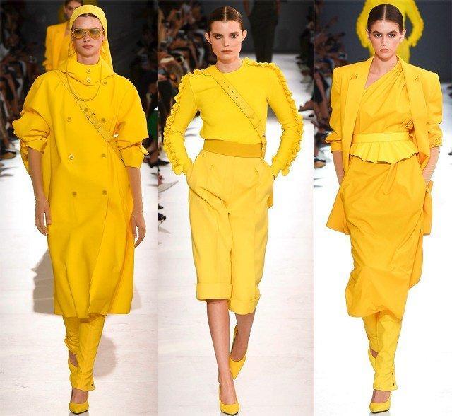 Цвет одежды связан с психологией женщины4