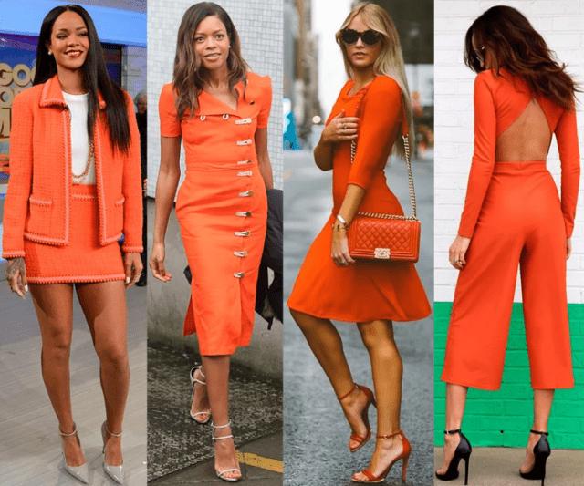 Цвет одежды связан с психологией женщины5