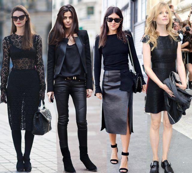 Цвет одежды связан с психологией женщины7