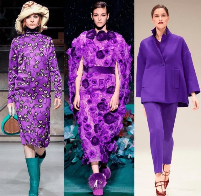 Цвет одежды связан с психологией женщины9