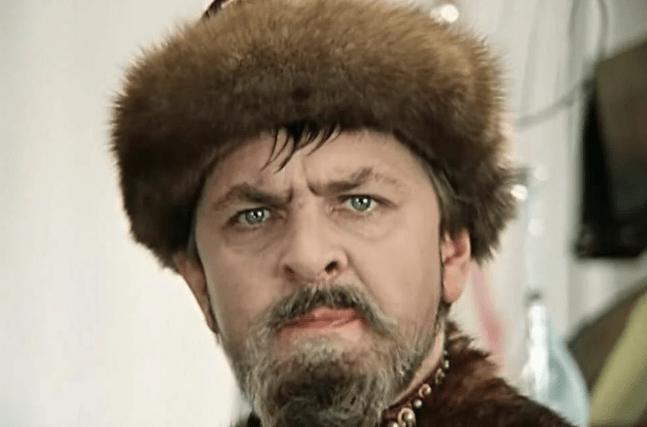 Иван Грозный из «Иван Васильевич меняет профессию