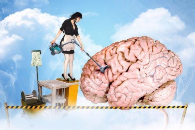 Как поддерживать мозг молодым
