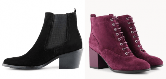 Красивая обувь с удобными колодками10