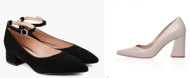 Красивая обувь с удобными колодками2