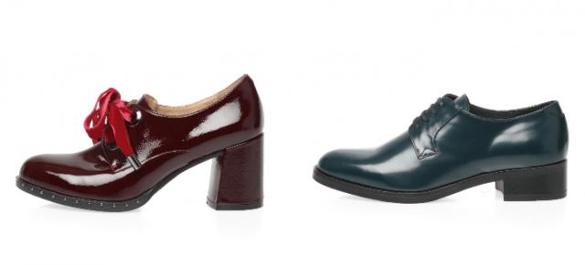 Красивая обувь с удобными колодками8