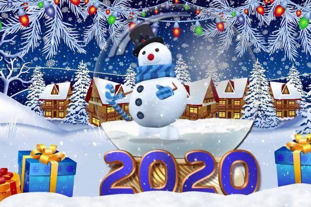 Поздравление с новым годом 2020 родителям